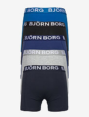 Björn Borg - SHORTS SAMMY SOLID - bielizna komplet - blue depths - 1