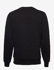 Björn Borg - CREW CENTRE CENTRE - basic sweatshirts - black beauty - 1