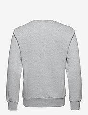 Björn Borg - CREW M BB LOGO M BB LOGO - basic sweatshirts - h108by light grey melange - 2