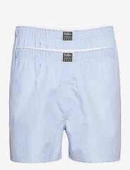 Björn Borg - SHORTS ORIGINAL LOOSE BOXER ORIGINAL SOLID - underwear - della robbia blue - 0
