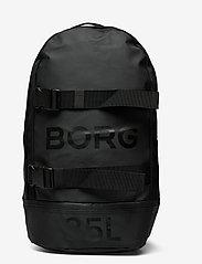 Björn Borg - BORG BACKPACK - rugzakken - black - 0
