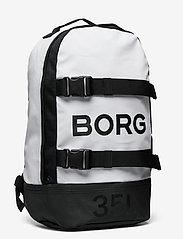 Björn Borg - BORG BACKPACK - rugzakken - white - 2