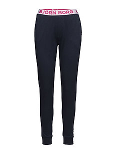 1p CUFFED PANT SEASONAL SOLID - TOTAL ECLIPSE