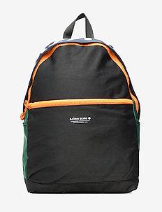 GORDON - backpacks - black