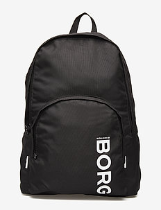 Back pack - trainingstassen - black