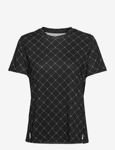 BORG REGULAR T-SHIRT - t-shirts - bb tennis net