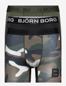 PERFORMANCE BOXER 3p - boxer briefs - multipack 2