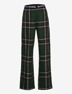 CORE PYJAMA PANT - nat- & undertøj - bb tartan