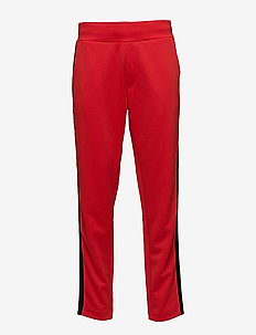TRACK PANTS SIGNATURE´73 - running & training tights - racing red