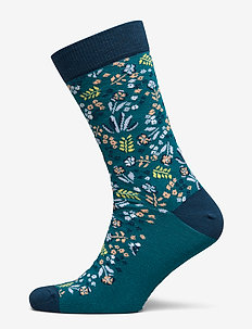 SOCK BB NY TINY FLOWER - CORSAIR