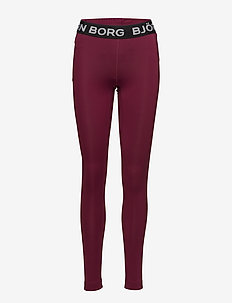 ESSENTIAL TIGHTS CORA 1p - BEET RED