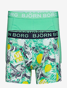 SHORTS BB LA LEMON 2p - HONEYDEW