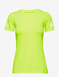 TEE CARLA 1p - SAFETY YELLOW