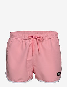 SWIM SHORTS SANDRO - CANDY PINK