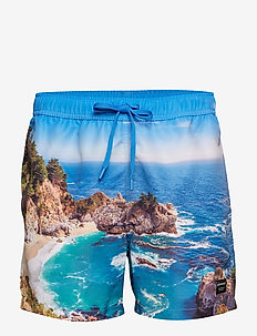 SWIM SHORTS SID 1p - IBIZA BLUE