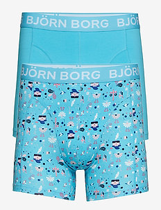 SHORTS BB MIDSUMMER 2p - BLUE ATOLL