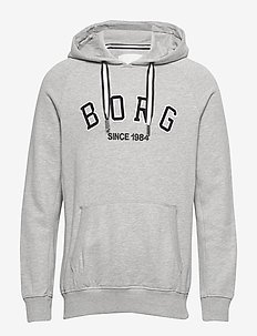 HOOD BORG SPORT BORG SPORT - H108BY LIGHT GREY MELANGE