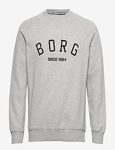 CREW BORG SPORT BORG SPORT - H108BY LIGHT GREY MELANGE