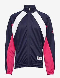 BLOCKED TRACK JACKET ARCHIVE ARCHIVE - track jackets - peacoat