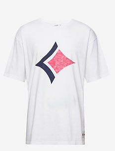 LOOSE TEE ARCHIVE ARCHIVE - BRILLIANT WHITE