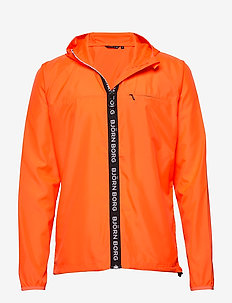 WIND JACKET AIMO AIMO - SHOCKING ORANGE