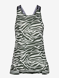 LOOSE TOP CASSIE CASSIE - BB ZEBRA JET STREAM