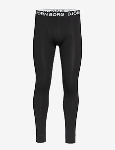 LONG JOHNS LEO SEASONAL SOLID - BLACK BEAUTY