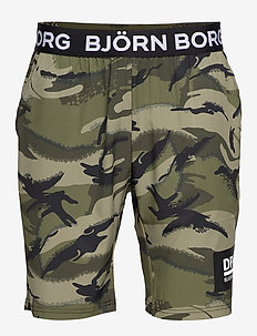 SHORTS AUGUST AUGUST - DPM GREEN