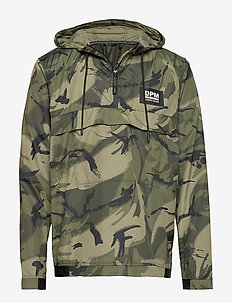 ANORAK APOLLO APOLLO - DPM GREEN