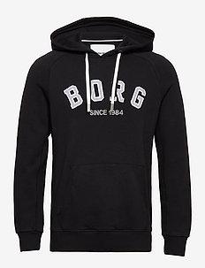 HOOD BORG SPORT BORG SPORT - BLACK BEAUTY