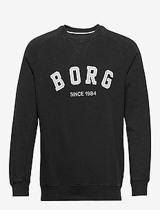CREW BORG SPORT BORG SPORT - BLACK BEAUTY