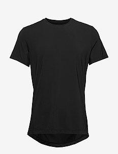 TEE ASTOR ASTOR - t-shirts - black beauty