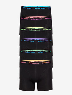 SEASONAL SOLID NEON SAMMY SHORTS - ondergoed - electric purple