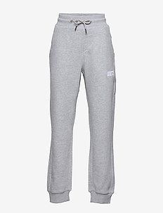 BORG SPORT PANTS - sweatpants - h108by light grey melange