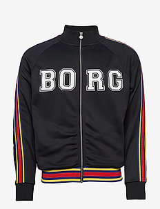 TEAM BORG TRACK JACKET - track jackets - black beauty