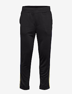 TEAM BORG TRACK PANTS - sweatpants - black beauty