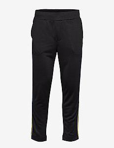 TEAM BORG TRACK PANTS - pantalons - black beauty