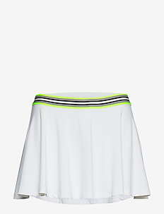TRISTA SKIRT - BRILLIANT WHITE