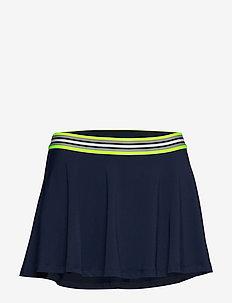 TRISTA SKIRT - spódnice treningowe - peacoat