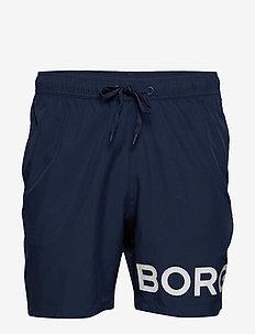 SHELDON SHELDON SHORTS - swim shorts - peacoat