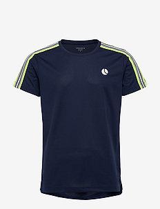 TOMLIN TEE - t-shirts - peacoat