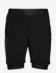 AMARI SHORTS - BLACK BEAUTY