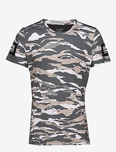 BORG TEE - t-shirts - tigerstripe murale jungle