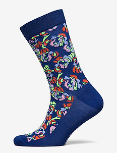 BB CAMO ROSE ANKLE SOCK - SURF THE WEB
