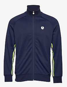THOR TRACK JACKET - basic sweatshirts - peacoat