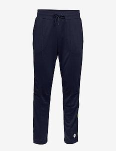TODD TRACK PANTS - pantalons - peacoat