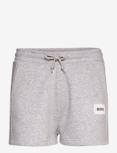 SHORTS FRANKA FRANKA - training shorts - h108by light grey melange