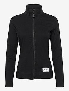 JACKET FLAVIA FLAVIA - bluzy i swetry - black beauty