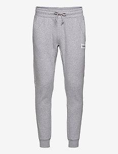 PANTS SAMUEL SAMUEL - pantalons - h108by light grey melange