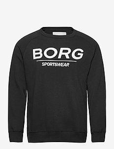 CREW SIXTEN SIXTEN - sweatshirts - black beauty